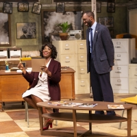 Photo Flash: First Look at RADIO GOLF at Two River Theater Photo