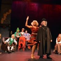 Photo Flash: Troubadour Theater Company Presents A CHRISTMAS CAROLE KING Photos