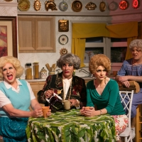 """Hell In A Handbag Presents THE GOLDEN GIRLS: The Lost Episodes, Vol. 5 �"""" SEX! Photo"""