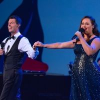 Photo Flash: Gavin Lee, Heidi Blickenstaff, and More Celebrate Disney On Broadway's 25th Anniversary at D23