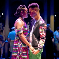 Photo Flash: First Look at Chicago Shakespeare Theater's ROMEO AND JULIET Photo
