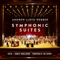 Andrew Lloyd Webber's SYMPHONIC SUITES Album is Available to Pre-Order Now Photo