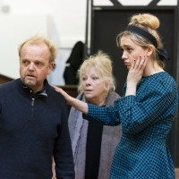 Photo Flash: Inside Rehearsal For UNCLE VANYA at the Harold Pinter Theatre Photo