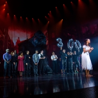 Photo Coverage: KING KONG Celebrates 300th Performance on Broadway