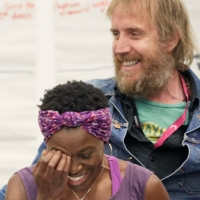 Photo Flash: In Rehearsal with ON BEAR RIDGE