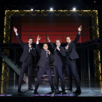 Photo Flash: New Cast Members Join JERSEY BOYS Off-Broadway Photos