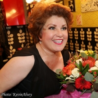 Photo Flash: Klea Blackhurst Celebrates Jerry Herman At Birdland Photo