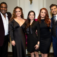 Photo Coverage: Go Inside MTC's Fall Benefit with Sierra Boggess, Norm Lewis and More! Photos