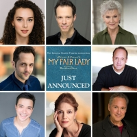 Shereen Ahmed and Laird Mackintosh Will Lead the MY FAIR LADY Tour Photo