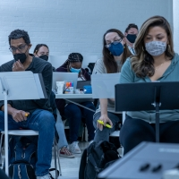 Photos: See Julia Murney, Robert H. Fowler & More in Rehearsals for BABY Photo