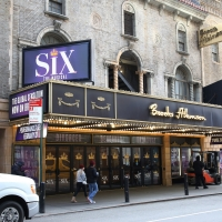Theater Stories: The Queens of SIX, WAITRESS Box Office Records and More About Brooks Photo