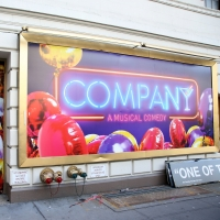 Box Office for COMPANY Resumes Business at Bernard B. Jacobs Theatre Photo