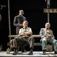 Photo Flash: First Look at THE VISIT at the National Theatre Photo