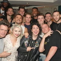 Photo Flash: Channing Tatum and More Stars Come Out For MAGIC MIKE LIVE at the Hippod Photo
