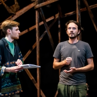 Photos: Inside Rehearsal For Greenwich Theatre's PINOCCHIO