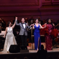 Photo Coverage: Mandy Gonzalez, Carrie Manolakos, and Alex Newell in I'M EVERY WOMAN: DIVAS ON STAGE Photos