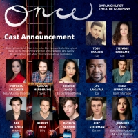 ONCE Cast Announced at Darlinghurst Theatre Company Photo