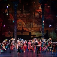 Mariinsky Threatre Records Production of A THOUSAND AND ONE NIGHTS Photo