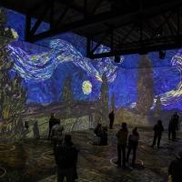 Photo Flash: Inside IMMERSIVE VAN GOGH San Francisco Exhibiton