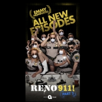 Official Trailer for Emmy Nominated Reno 911! Returns for PART 2 Photo