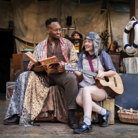 Photos: JUST SO Opens at The Watermill Theatre Photos