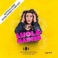 Aleksanterin Teatteri Presents LUOLANAISEN Photo