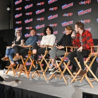 Photo Flash: Check Out Photos from Disney Animation's Panel at New York Comic Con! Photos
