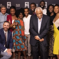 Photo Flash: Inside Opening Night of NYTW's RUNBOYRUN & IN OLD AGE