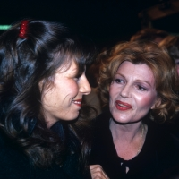 Photo Flashback: Rita Hayworth Attends Opening Night of SUGAR BABIES in 1979 Photo