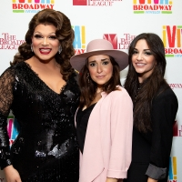 Photo Flash: Viva Broadway Wraps Up EL CONJUNTO Concert Series