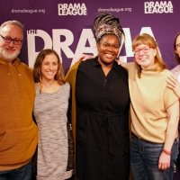 Photo Flash: Meet the Casts of THE SPORTING LIFE OF ICARUS JONES and THE DROWNING GIRLS at DirectorFest