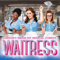 Lucie Jones, Matt Willis, Sandra Marvin, and Evelyn Hoskins Announced For WAITRESS UK Photo