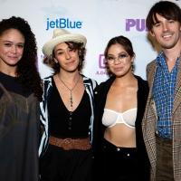 Photos: Ari'el Stachel, Reeve Carney, Eva Noblezada and More Attend the Public Theater 202 Photo