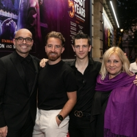 Photos: Inside Press Night For the West End Transfer of THE LAST FIVE YEARS Photo