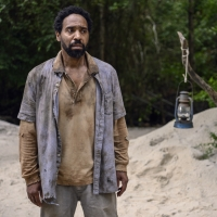 Photo Flash: See First Look Images of Kevin Carroll as Virgil in THE WALKING DEAD Photos