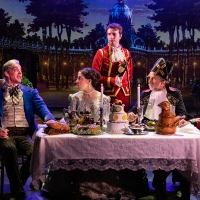 Photos: THE PLEASURE GARDEN Opens at Above The Stag Theatre Photo