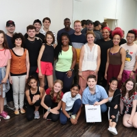 Photo Flash: In Rehearsal With THE PERFECT FIT At Rave Theatre Festival Photos