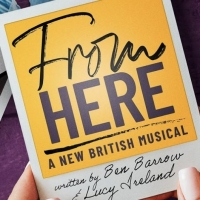 SIX's Grace Mouat Will Star in FROM HERE at Chiswick Playhouse Photo