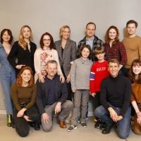 Photo Flash: See Carmen Cusack, Tony Yazbeck, Harry Hadden-Paton and More in Rehearsa Photo