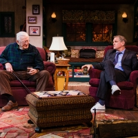 Photo Flash: Check Out New Production Images of Len Cariou and David Lansbury in HARR Photo