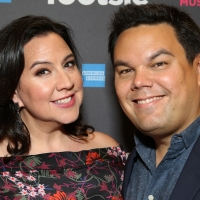 LISTEN: Robert Lopez and Kristen Anderson-Lopez Are Guests on ASK ME ANOTHER Podcast Photo