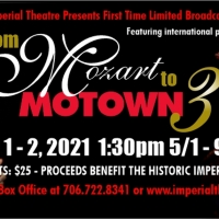Imperial Theatre Will Stream FROM MOZART TO MOTOWN This Weekend Photo
