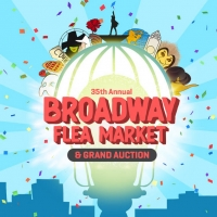 BC/EFA's Broadway Flea Market and Grand Auction Will Take Place This Sunday Photo