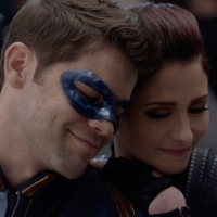 Photo Flash: Get a First Look at Jeremy Jordan's Return to SUPERGIRL Photo