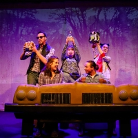 Photo Flash: FIrst Look at Tacoma Little Theatre's EVIL DEAD: THE MUSICAL Photo