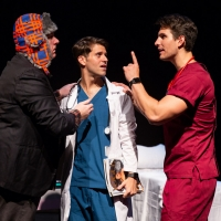 Photo Flash: A First Look At EMERGENCY, A Modern-day Medical Musical At Hudson Guild Theater Photos