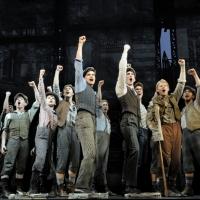 DVR Alert: Broadway's NEWSIES To Premiere On Freeform Tomorrow! Photo