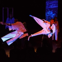 Photo Flash: THE ONE: THE MATRIX PARODY MUSICAL Extends Through September 28 at The Den Theatre