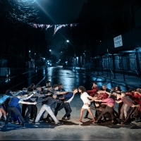 Photo Flash: First Look at Ivo van Hove's WEST SIDE STORY on Broadway! Photo