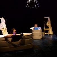 Photo Flash: First Look at THE SPORTING LIFE OF ICARUS JONES at THE DROWNING GIRLS at Photo